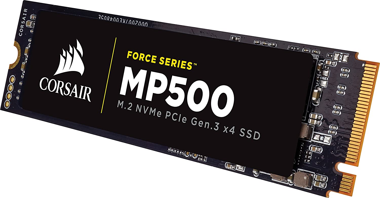 Corsair Force MP500 - Unidad de Estado sólido, SSD de 240 GB, M.2 ...