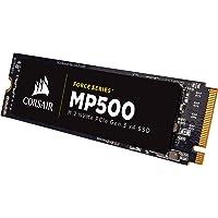 SSD - M.2 (2280 / PCIe NVMe) - 240GB - Corsair Force Series MP500 - CSSD-F240GBMP500