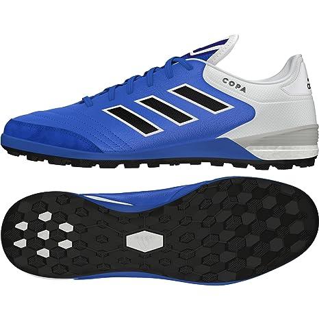 adidas Copa Tango 17.1 in, Scarpe per Allenamento Calcio Uomo, Blu (Azul/Negbas/Ftwbla), 40 EU