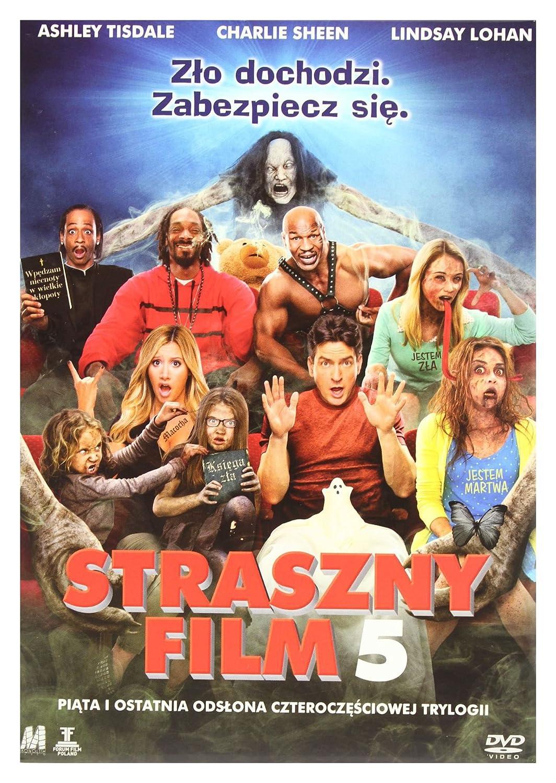 Scary Movie 5 DVD IMPORT No hay versión española: Amazon.es: Cine y Series TV