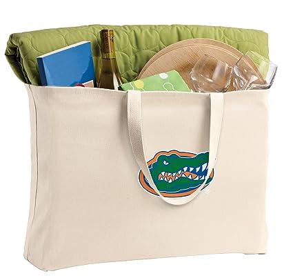 Amazon.com: Jumbo Universidad de Florida bolsa Bolso o lona ...