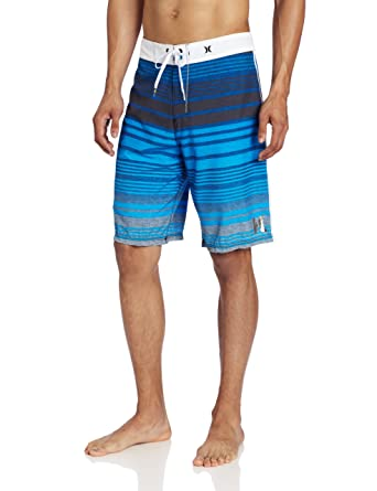 573ff7da5f Hurley - Mens Phantom Boardshorts, Size: 33, Color: Ultramarine Blue:  Amazon.co.uk: Clothing