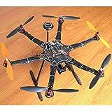 Hobbypower DIY S550 Hexacopter Frame with APM2.8 Flight Controller NEO-7M GPS + HP2212 920KV Brushless Motor & Simonk 30A ESC