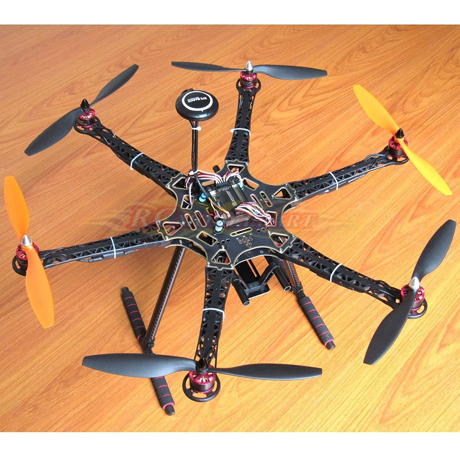 Hobbypower DIY S550 Hexacopter Frame with Flight Controller