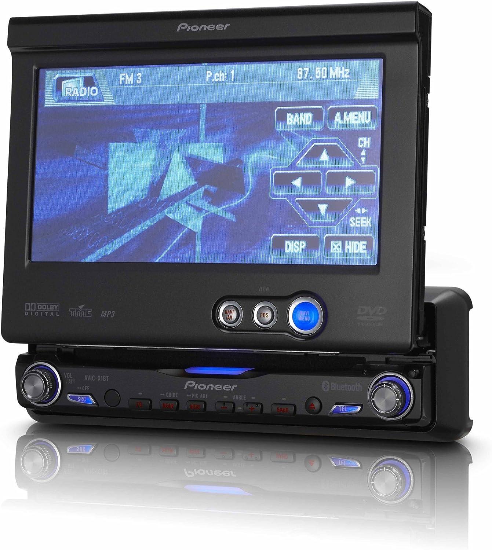 Pioneer AVIC-X1BT - Navegador GPS (6.5 pulgadas, Bluetooth)