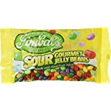 GIMBAL'S FINE CANDIES EST. 1898 , Sour Gourmet Jelly Beans, 13 oz bag