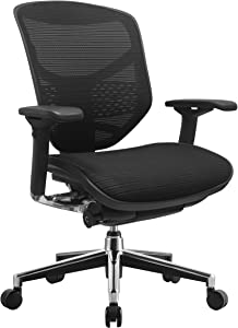 Eurotech Seating Concept 2.0 Chair, Black