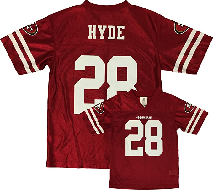 youth carlos hyde jersey