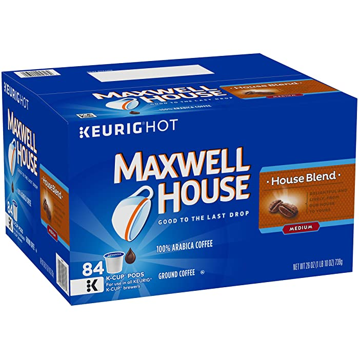 Top 10 Maxwell House Camp Food