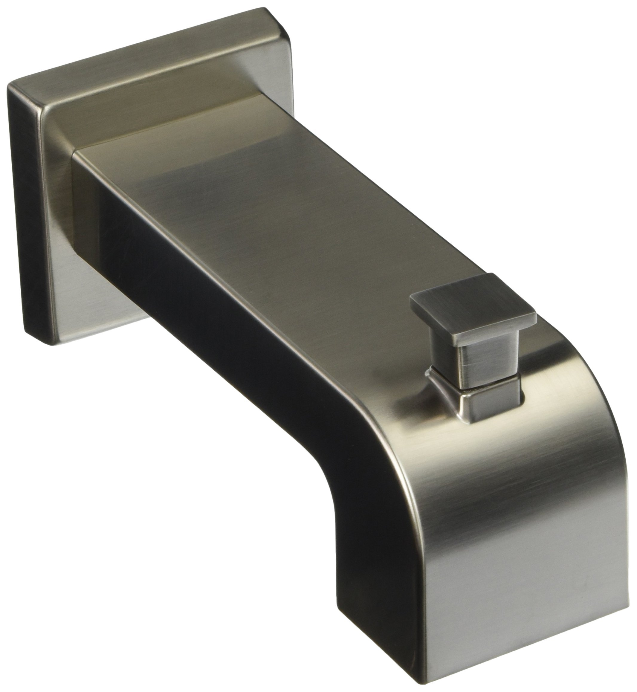 Delta RP53419SS Arzo Tub Spout - Pull-Up Diverter, Stainless