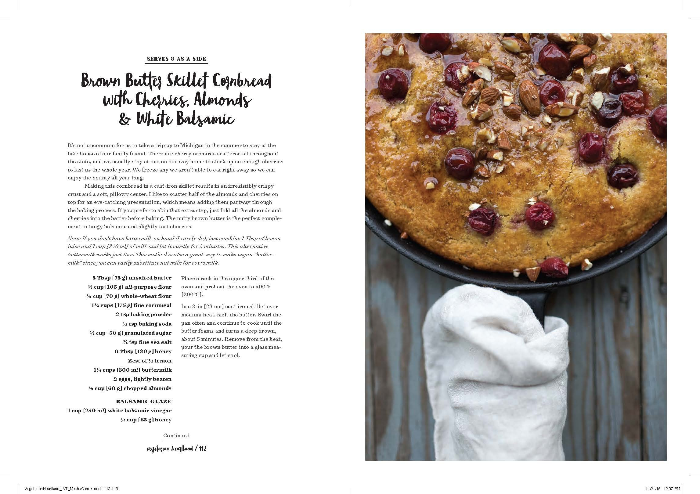 Vegetarian Heartland: Recipes for Life\'s Adventures: Shelly ...