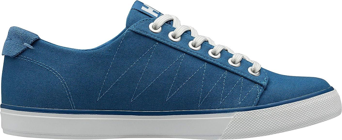 Vallarta Blue//Cornflower Helly Hansen Womens Salt Flag F-1 Sneaker 9 M US