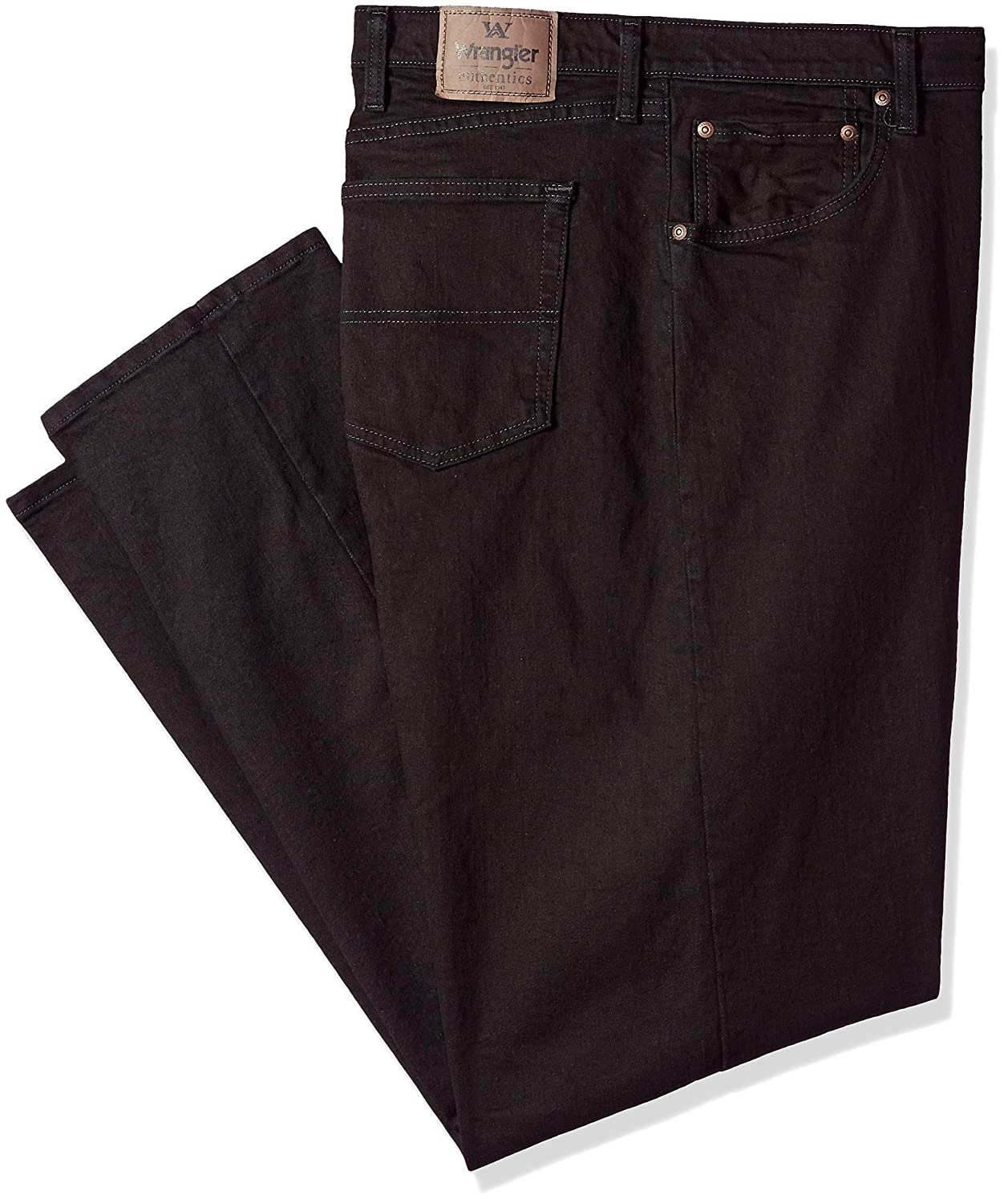Wrangler Authentics Men's Big & Tall Classic Comfort-Waist Jean ZM1CSCBB