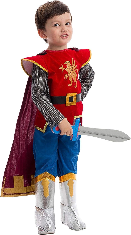 Amazon.com: Spooktacular Creations - Disfraz de caballero ...