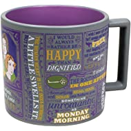 Bronte Sisters Literary Coffee Mug - Portraits of the Bronte Sisters as well as Their Most Famous Quotes - Comes in a Fun Gift Box