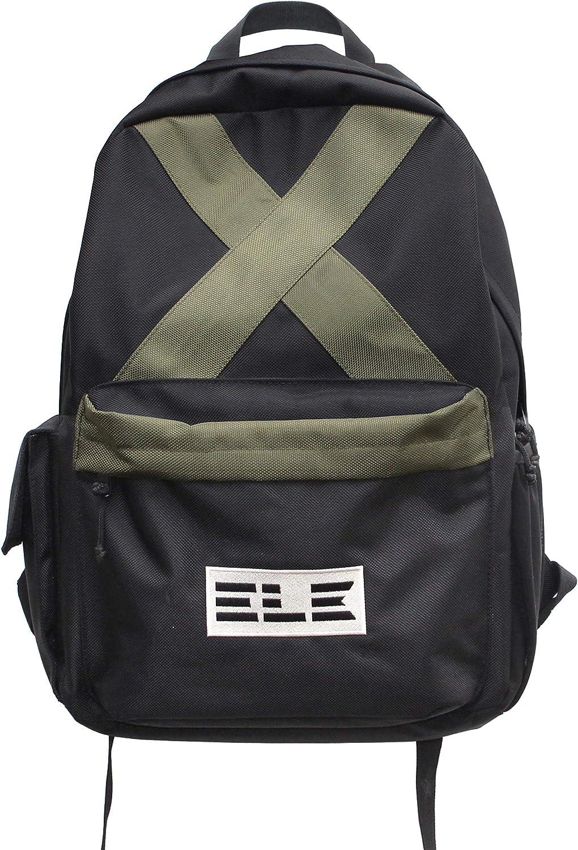 ELK Backpack - Water-resistant, Anti-theft Green