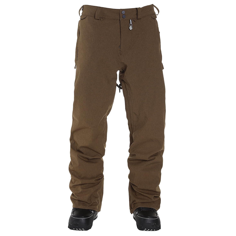 Volcom Herren Snowboardhose Freakin Snow Chino Pants