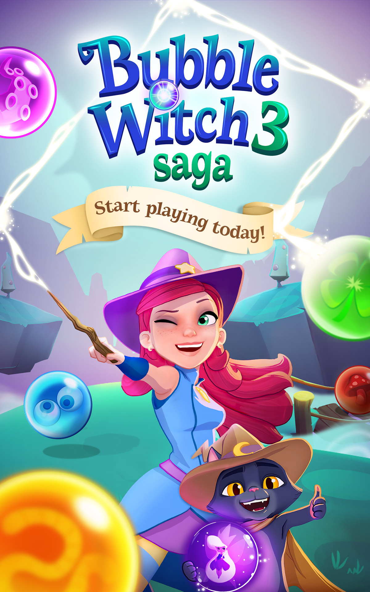 bubble witch saga 3 free download