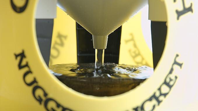Gold Rush Nugget Bucket Bateo de Oro y prospección Kit Amarillo ...