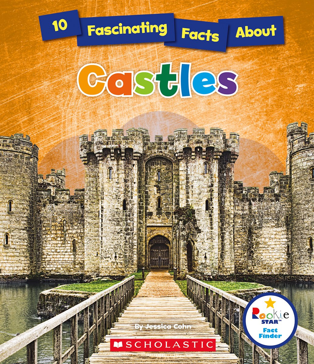 Download 10 Fascinating Facts about Castles (Rookie Star) pdf