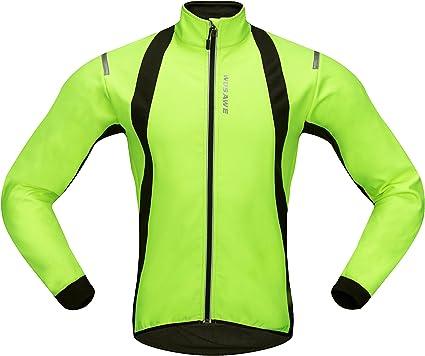 Movaty WOSAWE Chaquetas para Hombre, Chaqueta Ciclismo, Resistente ...