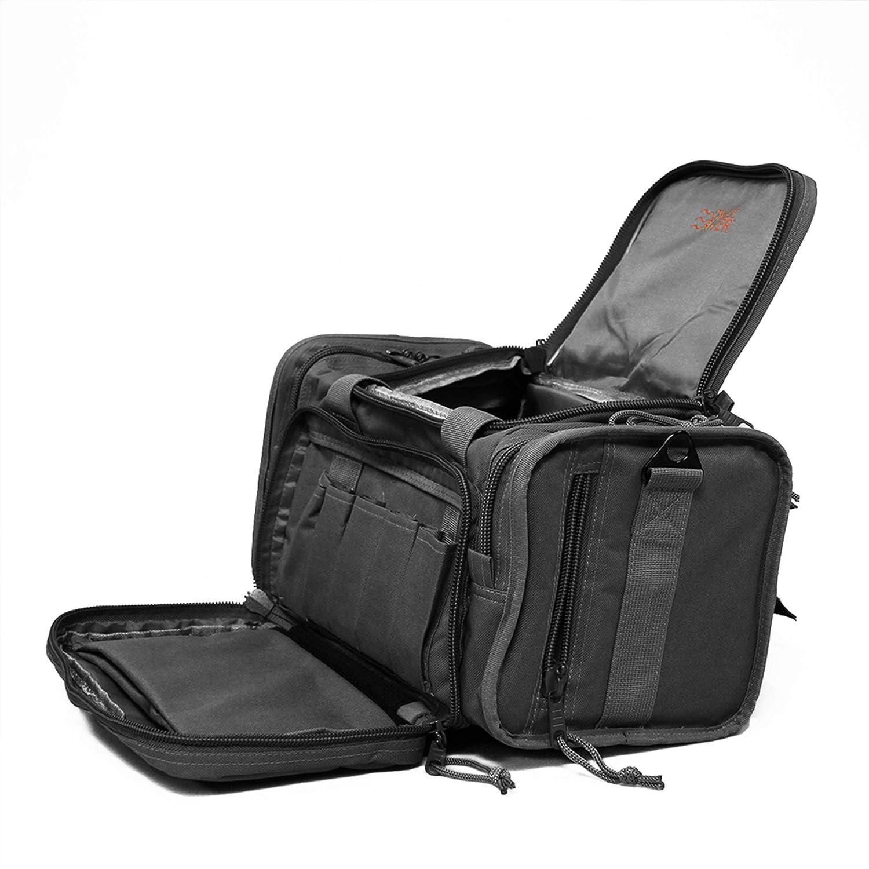 OSAGE RIVER Tactical Range Bag for Hunting and Shooting Range