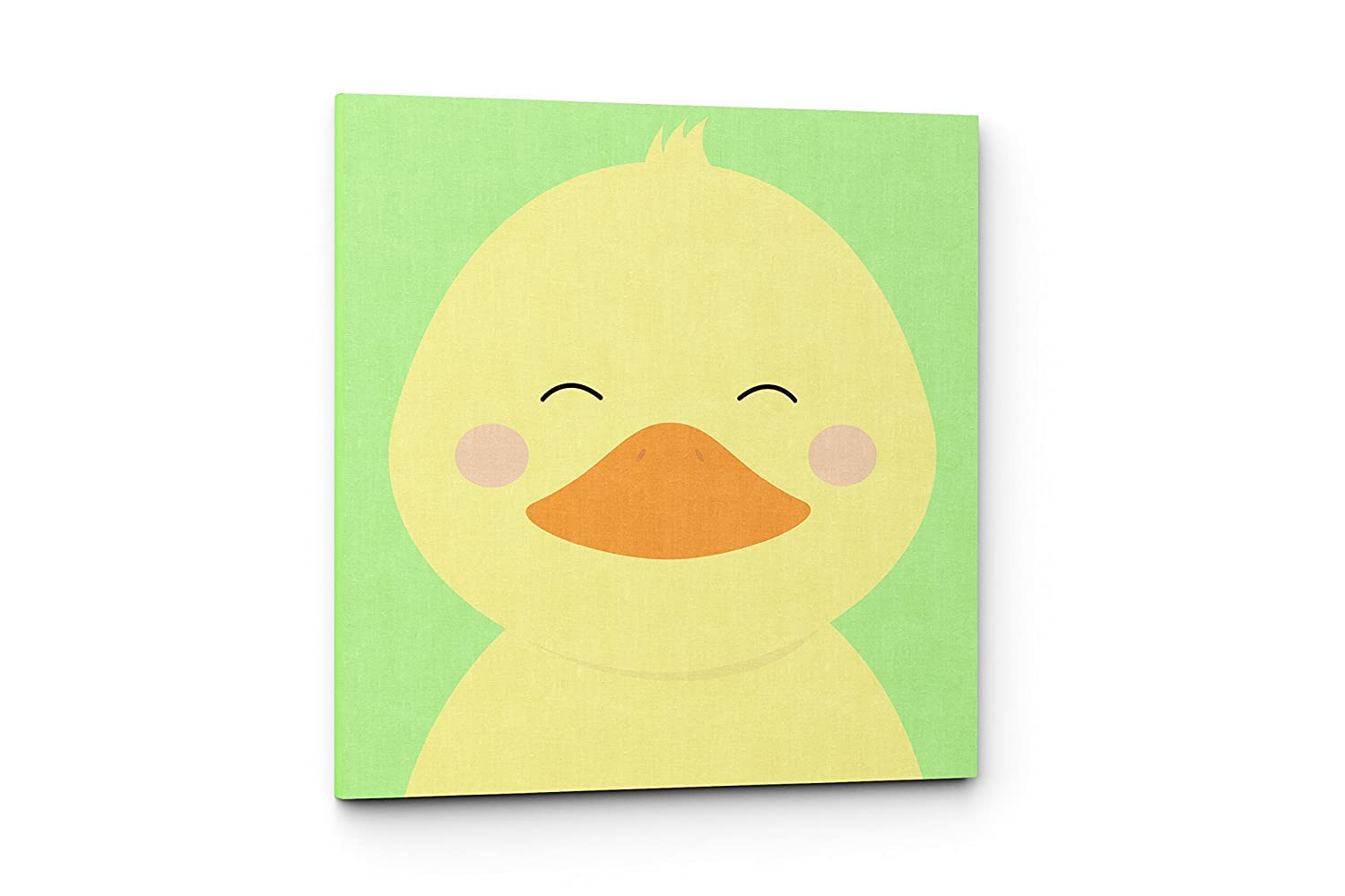 Duck Animal Nursery Wall Decor Baby Kid Bedroom Canvas Art Boy Girl ...