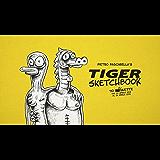 Pietro Pascarella's Tiger Sketchbook: 110 vignette dal 24 Aprile 2016 al 24 Aprile 2016