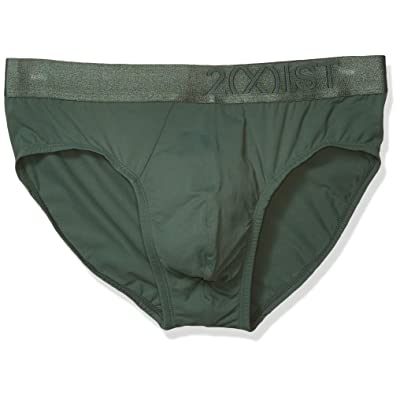 2(X)IST Men's Electric No Show Brief at Men's Clothing store