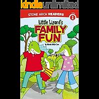 Little Lizard's Family Fun (Little Lizards)