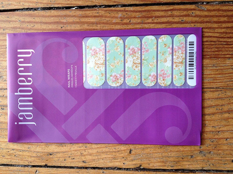 Amazon.com: Jamberry Nails- Half Sheet Nail Wraps- \