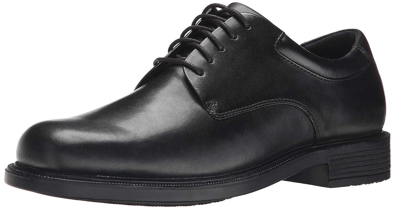 TALLA 40.5 EU. Rockport Margin Black, Zapatos de Cordones Derby para Hombre
