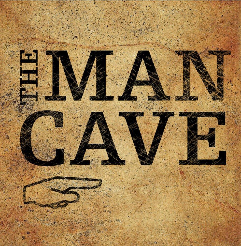 The Man Cave用紙カクテルナプキン B00R1TAS5U
