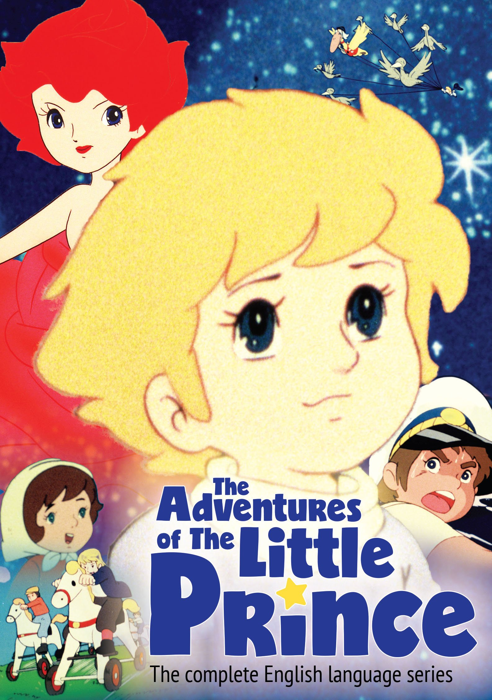 The Adventures of the Little Prince TV Series