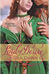 Lord of Desire (The Risande Family Book 1) Kindle Edition