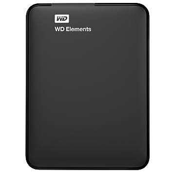 Western Digital WDBU6Y0020BBK-WESN Disque dur externe 2 To USB 3.0