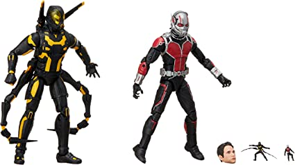 Marvel Studios: The First Ten Years Ant-Man Ant-Man and Yellowjacket: Amazon.es: Juguetes y juegos