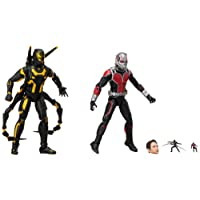 Figuras Ant-Man & Yellowjacket Marvel 10th Anniversary