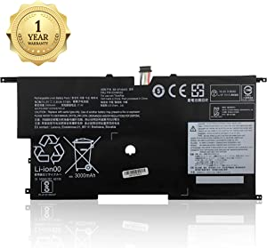 45N1700 Battery Fit for Lenovo ThinkPad New X1 Carbon 20A7A04ACD 14-Inch, ThinkPad X1 Carbon Gen 3, 45N1701 (15.2V 51Wh)