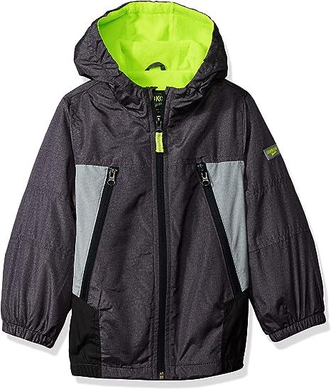 OshKosh BGosh Baby Boys Midweight Fleece Lined Windbreaker Jacket