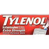 Tylenol Rapid Release Gels, 225 Ct.