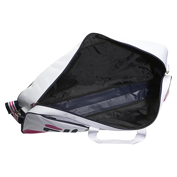 2efbf47657 Amazon.com : Fila Courtside Medium Multi Racquet Bag Bag, Chinese Red :  Tennis Bags : Clothing