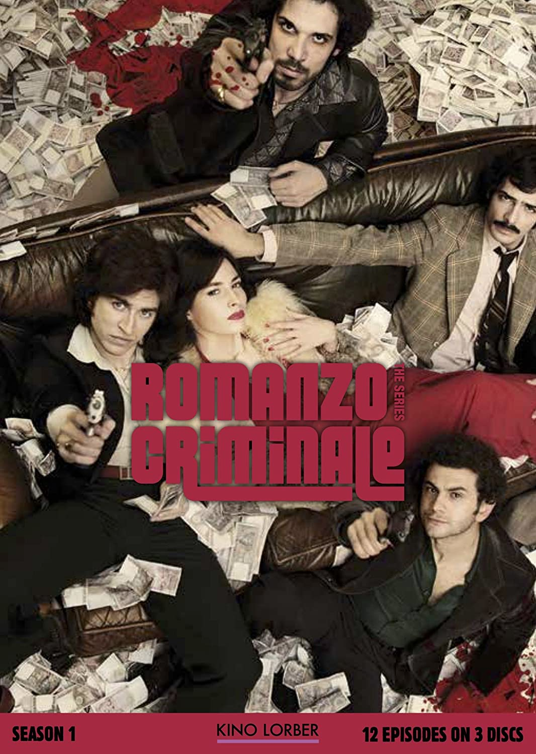 Romanzo Criminale: Season 1
