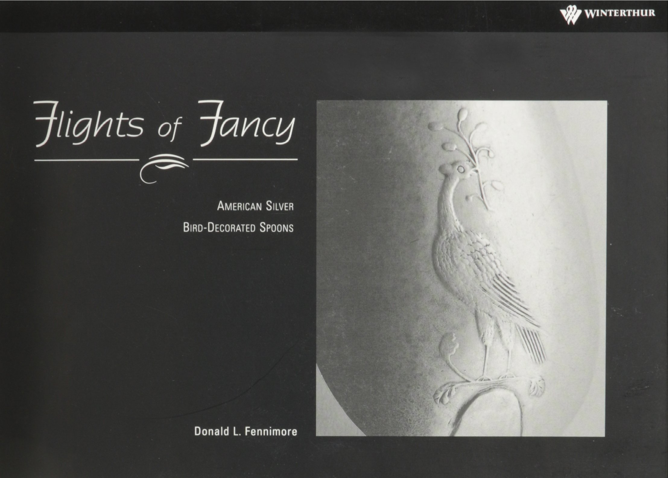 Download Flights of Fancy: American Silver Bird-Decorated Spoons pdf epub