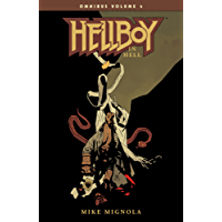 Hellboy Omnibus Volume 4: Hellboy in Hell (Hellboy in Hell Omnibus)