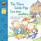 Los Tres Cerditos—Classic Bilingual Children's Storybook About the Three Little Pigs, PreK-Grade 3 Leveled Readers, Keepsake