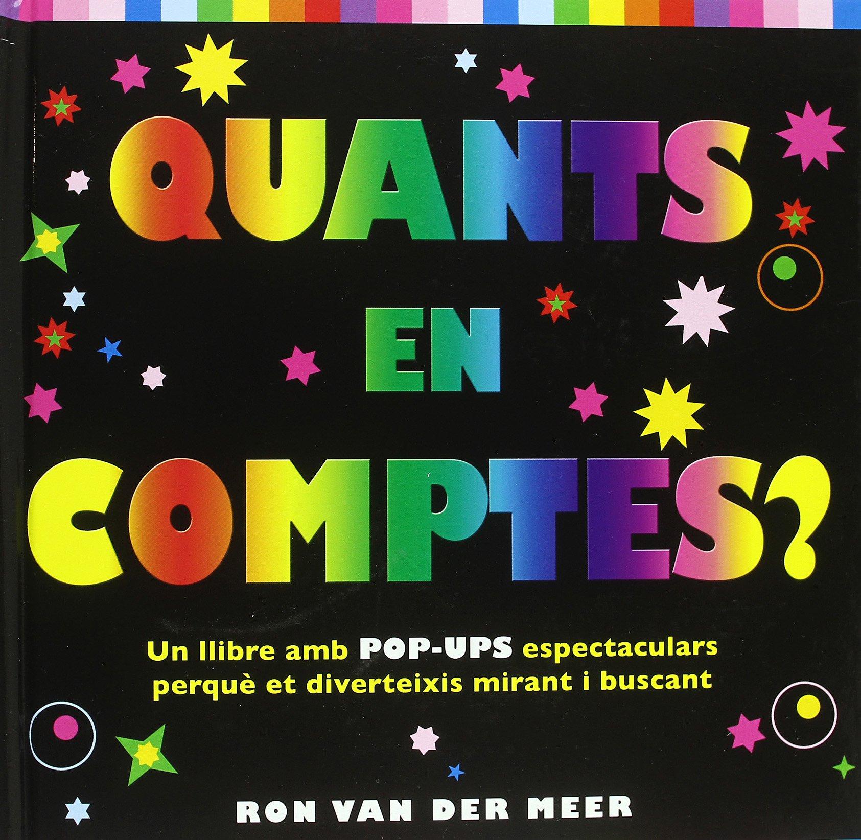 Quants en comptes?: Amazon.es: Van der Meer, Ron, Van der ...