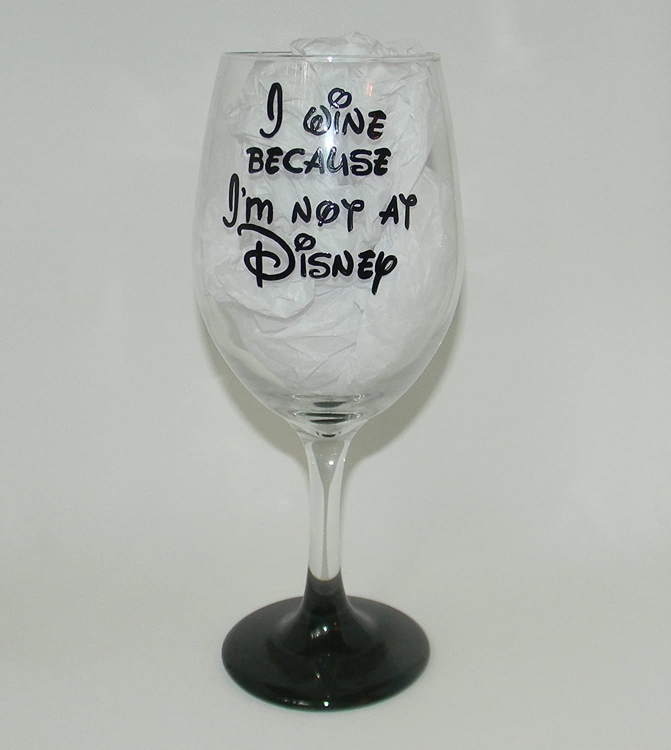 V3 Perfect For Glittered Glasses 6 x Let It Snow Wine Glass Vinyl Stickers