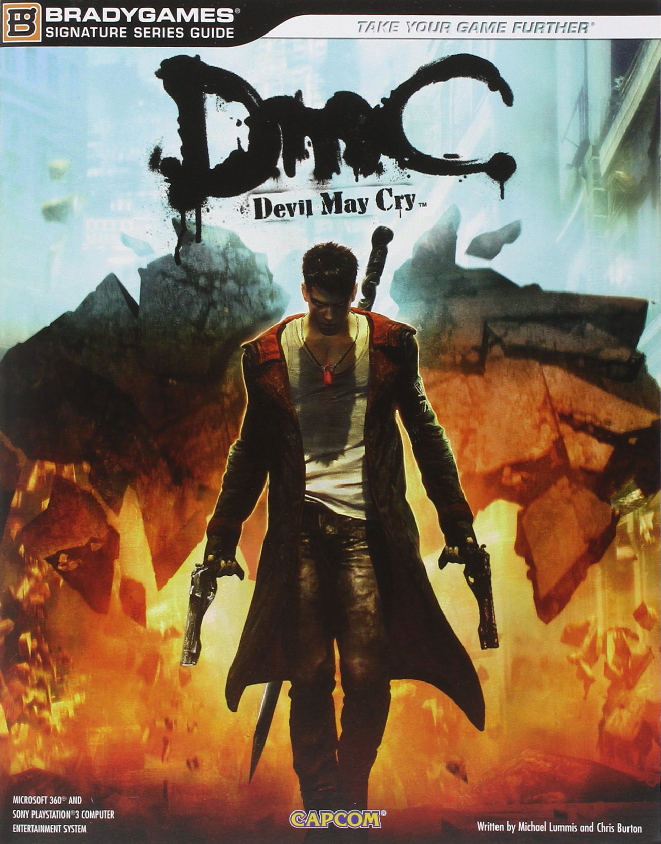 Read Online DmC: Devil May Cry Official Strategy Guide (Signature Series Guides) ebook