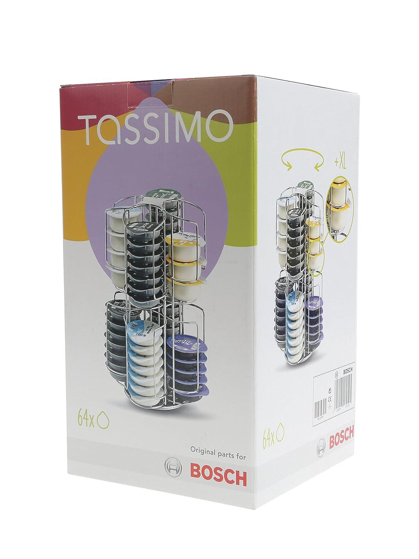 Tassimo Bosch - Dispensador Cápsulas monodosis/Soporte Para cafetieretas42: Amazon.es: Hogar